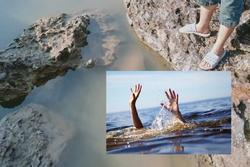 Nghệ An: Nam sinh lớp 8 mất tích trên biển khi đang đi hóng mát