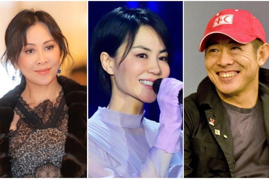 Những ngôi sao mang tính biểu tượng ở giới giải trí Hong Kong-1