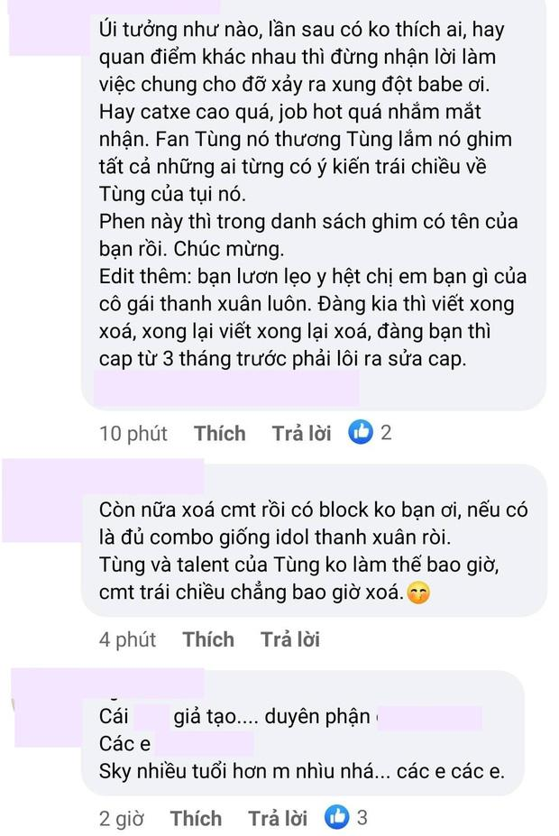 Nữ chính MV mới của Sơn Tùng bị phốt cà khịa Sếp cực căng xong lươn lẹo chỉnh sửa-6