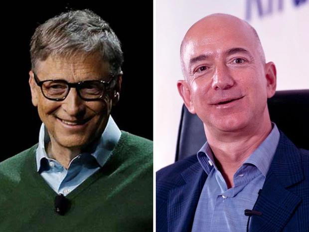 Điểm chung 2 tỷ phú giàu bậc nhất thế giới: Họ đều rửa bát mỗi tối và... ly hôn-1