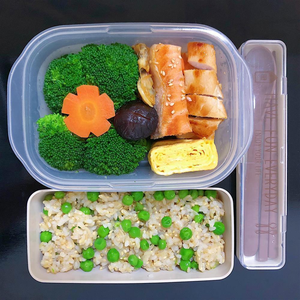 Những hộp cơm trưa đầy màu sắc của cô nàng nghiên cứu sinh tại Nhật-13