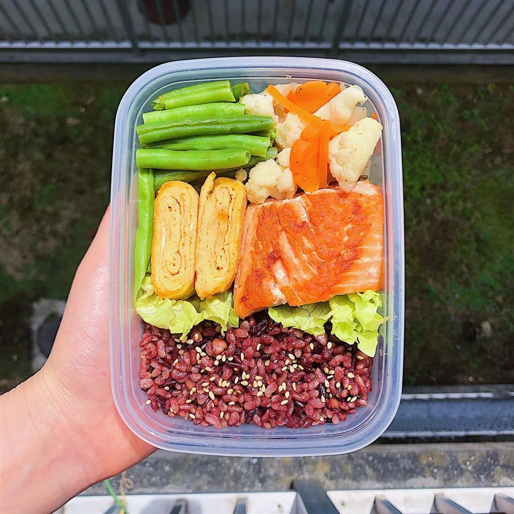 Những hộp cơm trưa đầy màu sắc của cô nàng nghiên cứu sinh tại Nhật-14