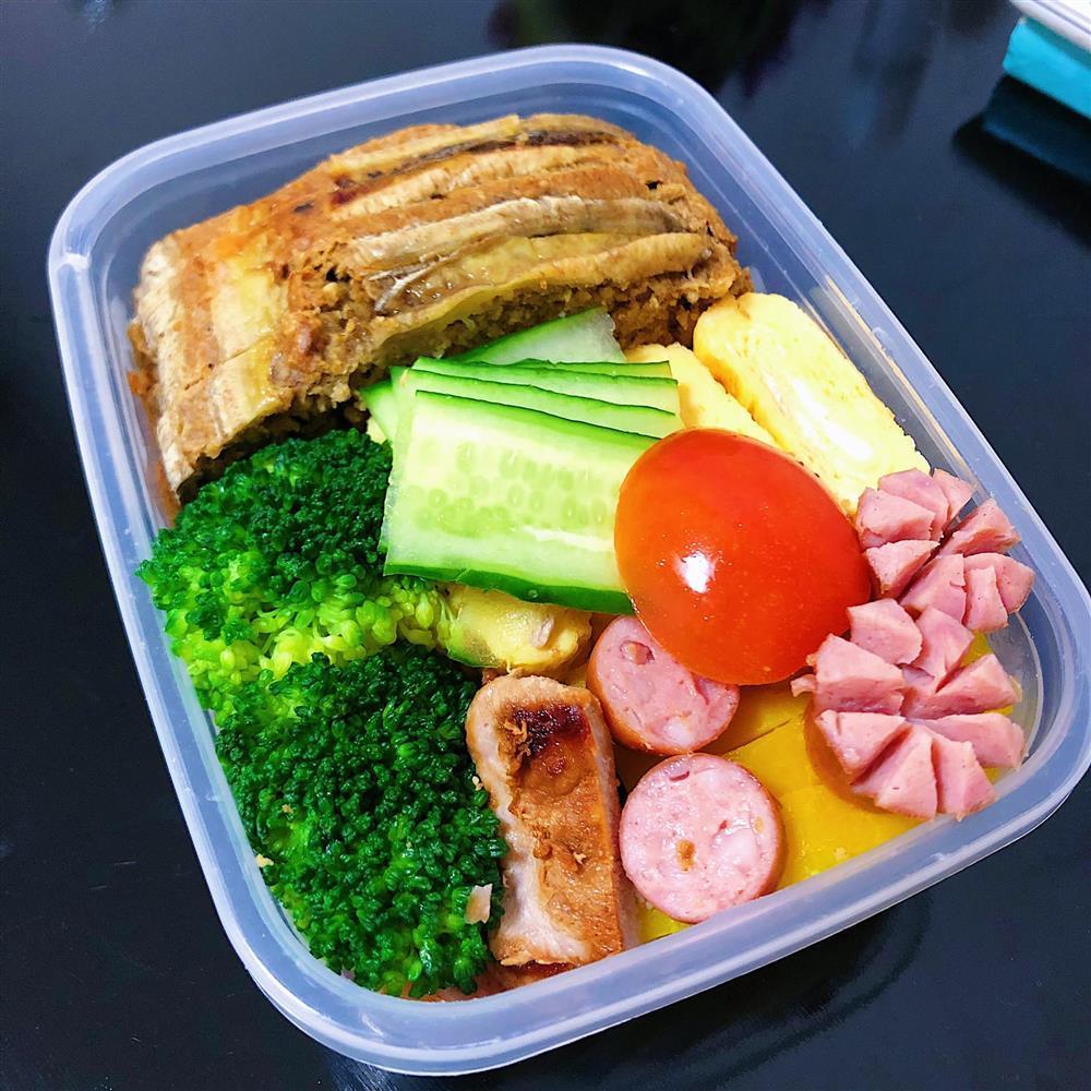 Những hộp cơm trưa đầy màu sắc của cô nàng nghiên cứu sinh tại Nhật-15