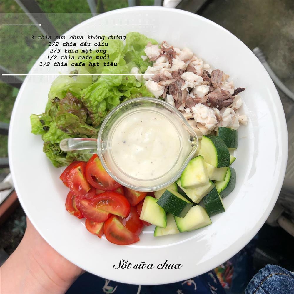 9X ở Nhật bật mí bộ sưu tập 10 vị nước sốt hấp dẫn, chấp tất 7749 món salad-3
