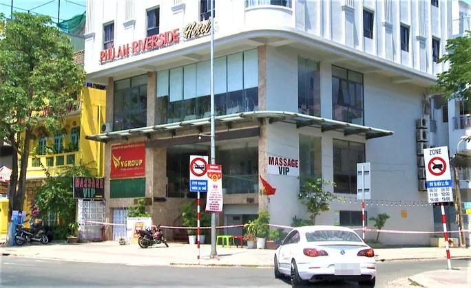 Nữ nhân viên massage ở Đà Nẵng dương tính Covid-19 từng gặp gỡ nhiều người-1