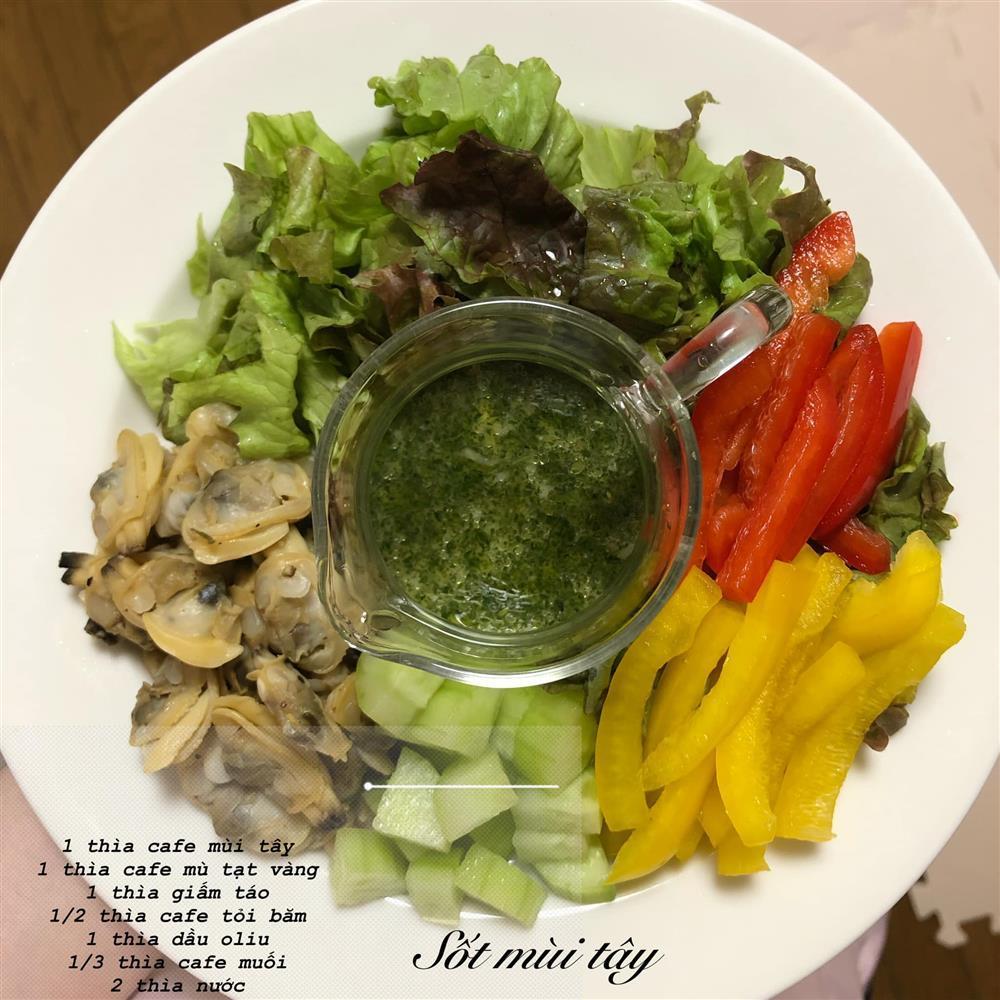 9X ở Nhật bật mí bộ sưu tập 10 vị nước sốt hấp dẫn, chấp tất 7749 món salad-8