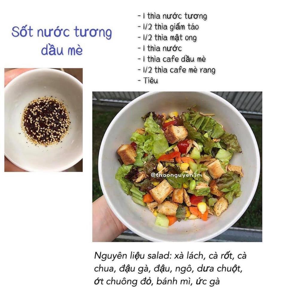9X ở Nhật bật mí bộ sưu tập 10 vị nước sốt hấp dẫn, chấp tất 7749 món salad-10