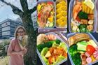 Những hộp cơm trưa đầy màu sắc của cô nàng nghiên cứu sinh tại Nhật