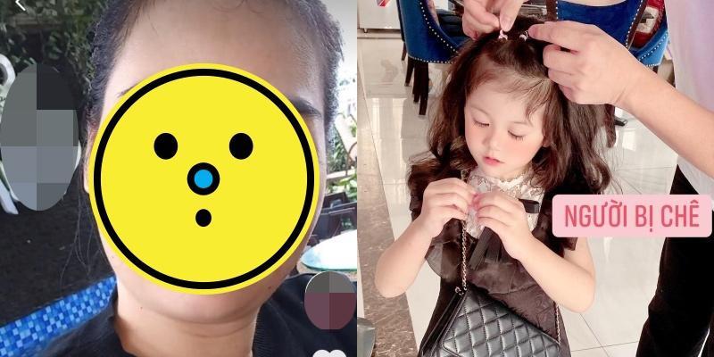 Con gái bị mỉa mai giàu mà xấu, Đoàn Di Băng đăng ảnh tế antifan-3