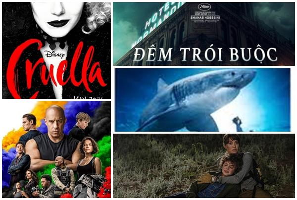 RẠP THÁNG 5: Mặc kệ Covid, mọt phim vẫn hít phim hay-2