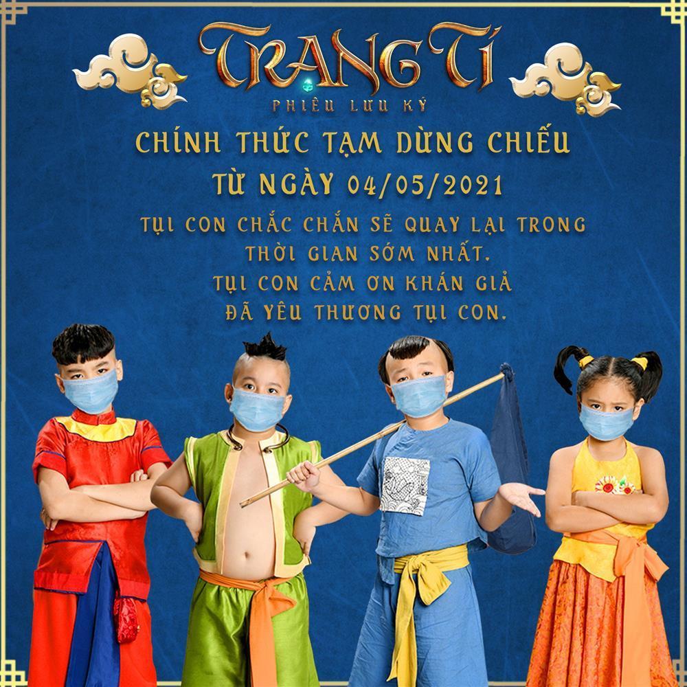 NSND Hồng Vân, Ngô Thanh Vân nói gì khi sân khấu kịch đóng cửa, Trạng Tí ngừng chiếu?-4