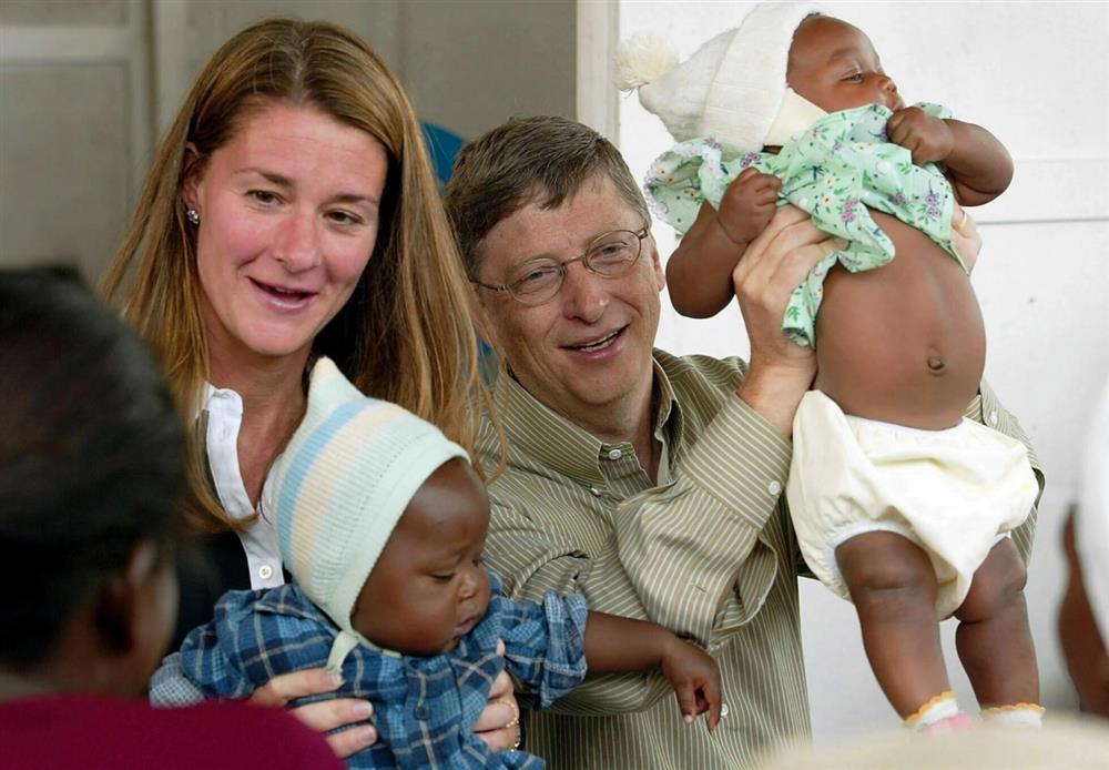 Bill Gates và Melinda: Một trong những vụ ly hôn đắt nhất lịch sử-2