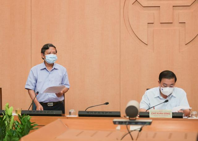 Hà Nội dự báo sẽ tiếp tục ghi nhận các ca mắc mới-1