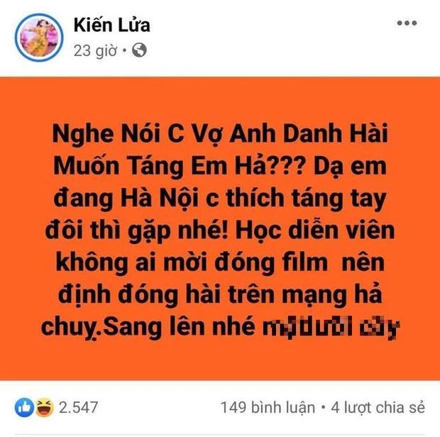 Vợ Xuân Bắc liên tục cà khịa Trang Trần, cựu mẫu đáp trả còn sẵn sàng tay đôi-2