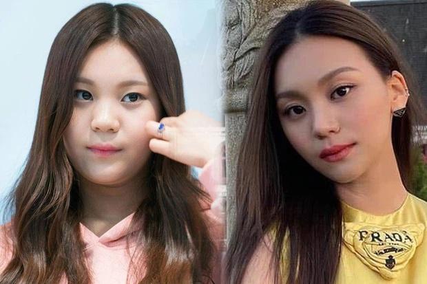 Nữ idol xấu nhất lịch sử Kpop thăng hạng ngoạn mục chỉ nhờ... đổi dáng lông mày-1