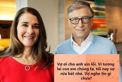 Bill Gates ly hôn, đấng mày râu được thể đăng đàn... trốn rửa bát