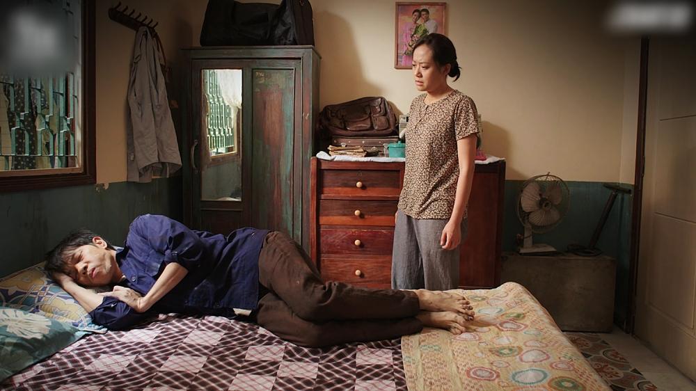 Cây Táo Nở Hoa tập 14: Thái Hòa òa khóc, thoát cơn chơi vơi nhờ... vợ-1