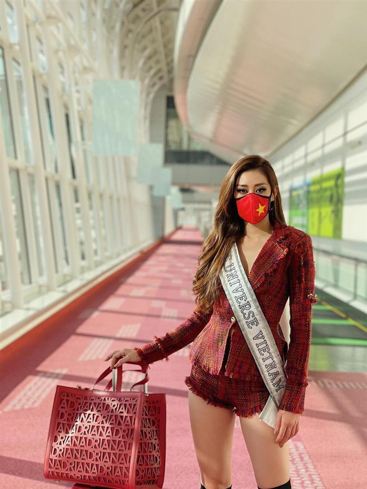 Khánh Vân khiến fan xót xa khi stylist tiết lộ bị giảm cân do hành trình sang Mỹ vất vả-8
