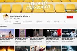 Sơn Tùng M-TP xác lập kỷ lục Vbiz, cán mốc 9 triệu subscribe YouTube