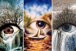 Đôi mắt ấn tượng nhất sẽ tiết lộ thông điệp mà vũ trụ gửi đến bạn ngay lúc này