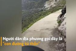 Trải nghiệm 'con đường tử thần' ở Hà Giang trên xe máy