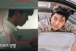 Ca sĩ Hàn bị chỉ trích vì hút thuốc lá và không mang khẩu trang