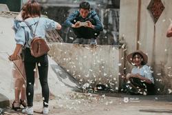 Choáng ngợp trước mùa bướm ở Quảng Bình đẹp đến nao lòng