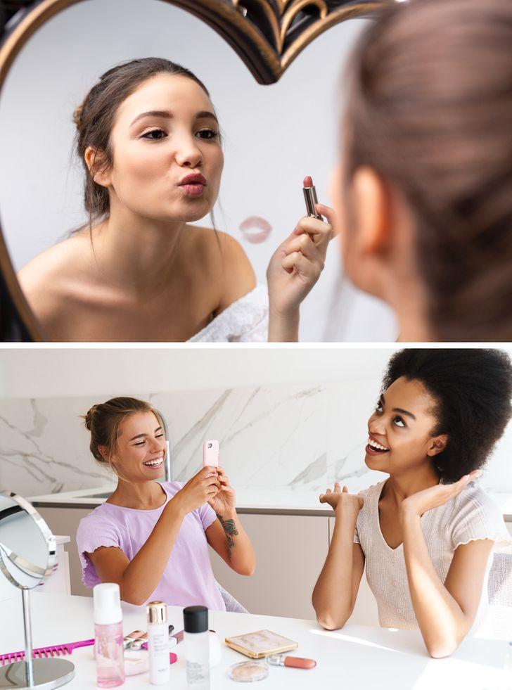 12 tips trang điểm nhanh-gọn-lẹ cho các bánh bèo lười makeup-12