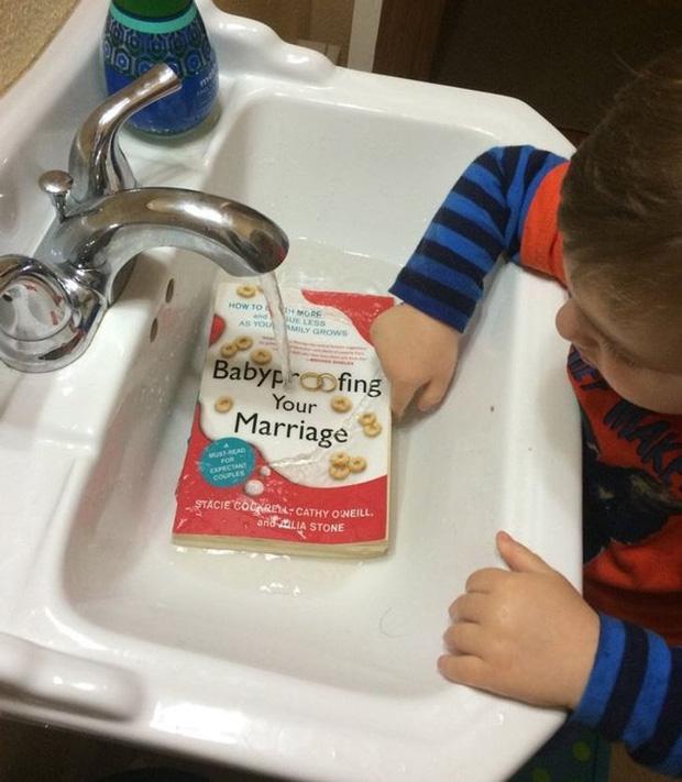 Cha mẹ cười ra nước mắt khi nhờ cậy lũ trẻ giúp đỡ việc nhà-4