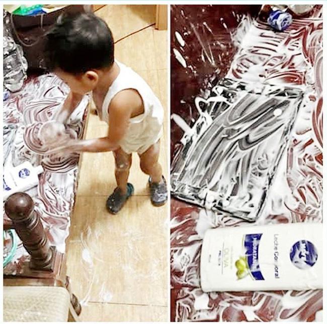 Cha mẹ cười ra nước mắt khi nhờ cậy lũ trẻ giúp đỡ việc nhà-6