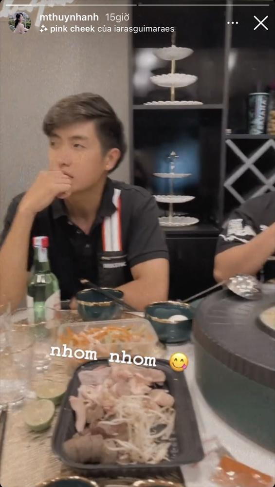 Huỳnh Anh đu đưa với bồ tin đồn Huỳnh Phương, ai ngờ lộ hint hẹn hò với hot TikToker-5