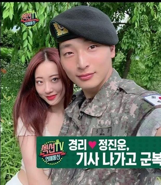 Cặp idol sexy nhất Kpop tuyên bố chia tay sau 4 năm hẹn hò-2