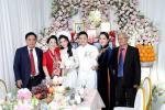 Ông Dũng 'Lò Vôi' tổ chức lễ đính hôn cho con trai riêng bà Phương Hằng