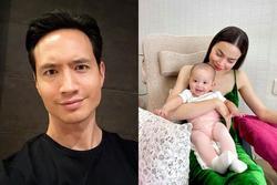 Kim Lý nói con gái Lisa 'bướng như mẹ'
