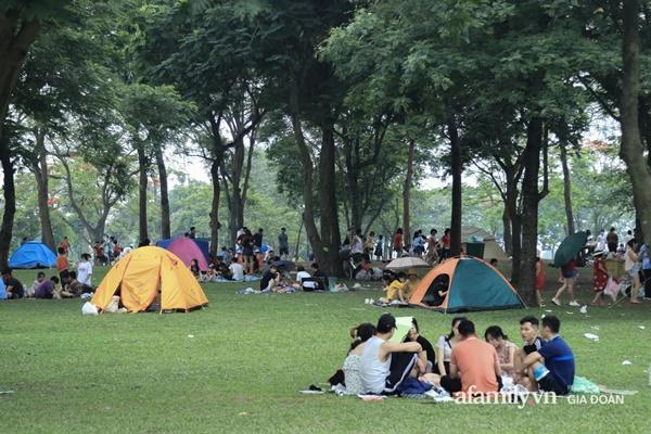 Hà Nội: Tạm dừng hoạt động thể dục thể thao tại công viên, vườn hoa, hạn chế tập trung-1