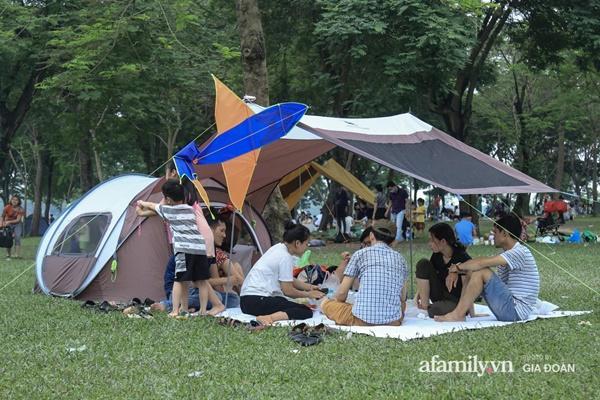 Hà Nội: Tạm dừng hoạt động thể dục thể thao tại công viên, vườn hoa, hạn chế tập trung-2