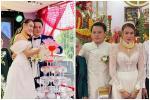 Lễ cưới của Hồ Bích Trâm ở Quảng Ngãi