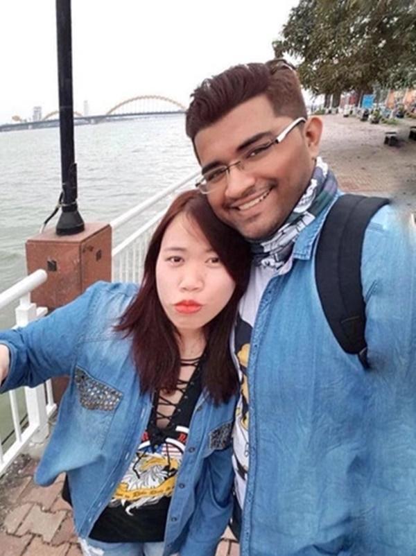 9 năm yêu xa của chàng trai Ấn Độ và cô gái Việt-1