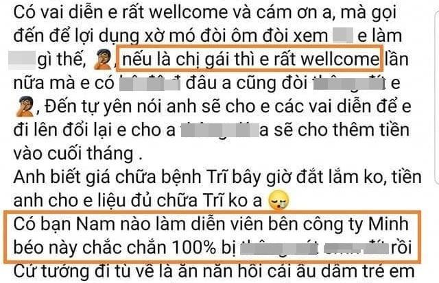 Tố Minh Béo dâm ô nhưng bị dân mạng mắng ngược, Tuấn Nguyễn nói gì?-6