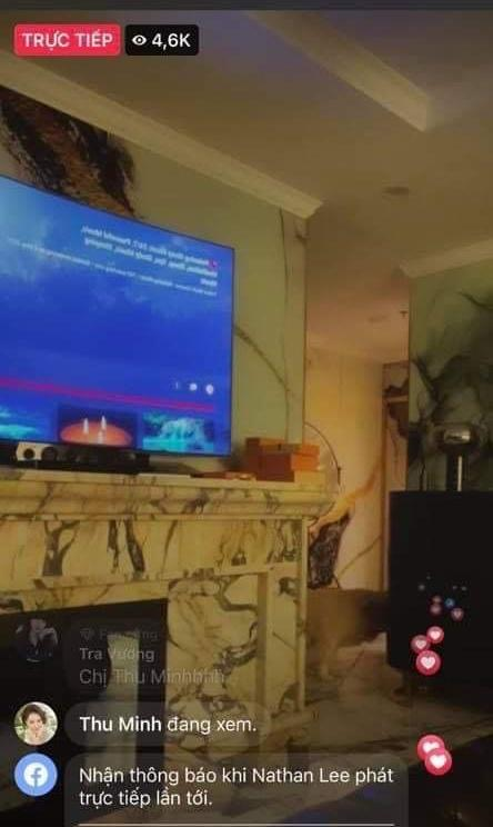 Thu Minh bị phát hiện âm thầm làm điều này khi Nathan Lee livestream-3
