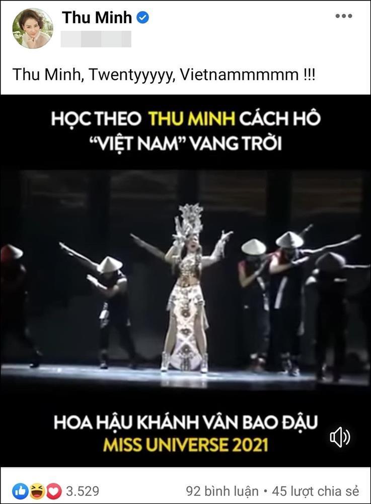 Khánh Vân hô Việt Nam như Thu Minh hướng dẫn, giám khảo chắc xỉu ngang-1
