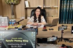 Vợ ông Dũng 'Lò Vôi' giải đáp lý do bỏ thời gian, công sức livestream và nhắc tới nhiều nghệ sĩ