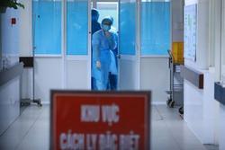 NÓNG: Thái Bình có 5 ca COVID-19 vì liên quan đến BV Bệnh Nhiệt đới TW