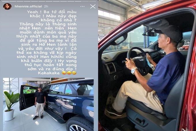 Bóc giá xế hộp HHen Niê tặng bố mẹ, tính nhanh cũng hơn 1 tỷ!-2