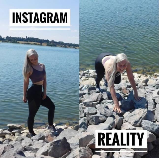 Sự thật khó đỡ đằng sau những bức ảnh ảo diệu trên mạng xã hội-1