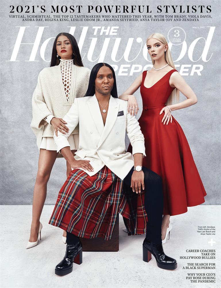 Anya Taylor và Zendaya ngự trên bìa tạp chí The Hollywood Reporter số đặc biệt-6