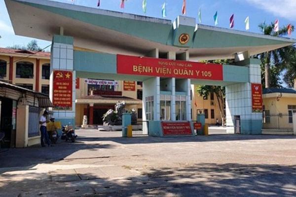 Hà Nội: Trưởng khoa Nội tiết Bệnh viện Quân y 105 dương tính Covid-19-1