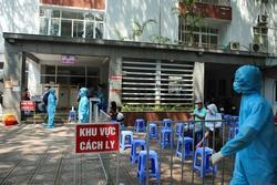 Hà Nội: Trưởng khoa Nội tiết Bệnh viện Quân y 105 dương tính Covid-19
