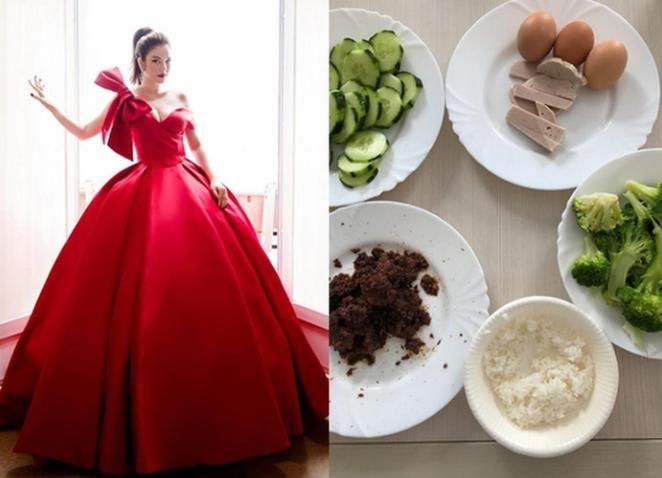 Kỳ Duyên, Hà Tăng đều mê tít món rau này để giữ dáng nuột-5
