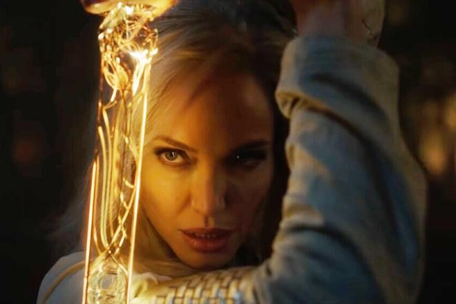 Angelina Jolie háo hức với phim siêu anh hùng mới của Marvel Studios-1